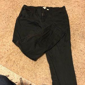 J Crew black pants